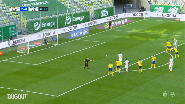 Paixão inspires Lechia to Tricity derby victory