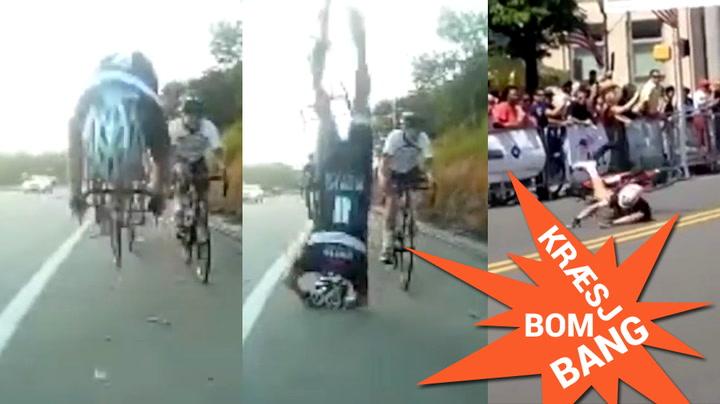 8 ting vi håper ikke skjer i Tour de France