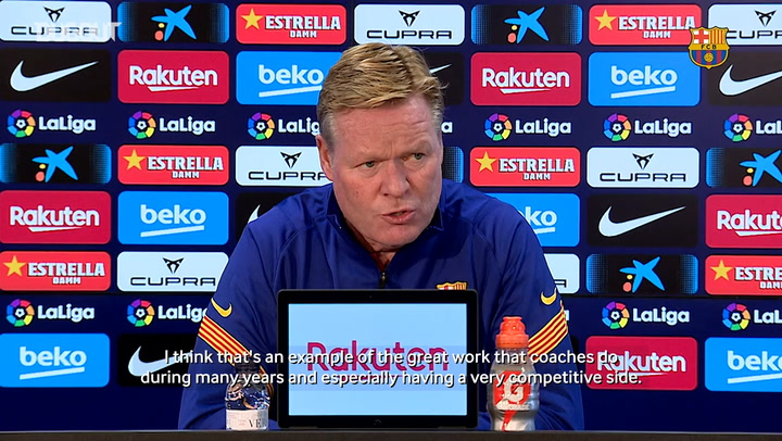 Koeman: 'We also have important players missing'