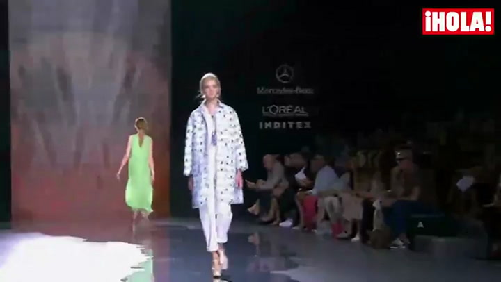Fashion Week Madrid primavera-verano 2015: Ailanto