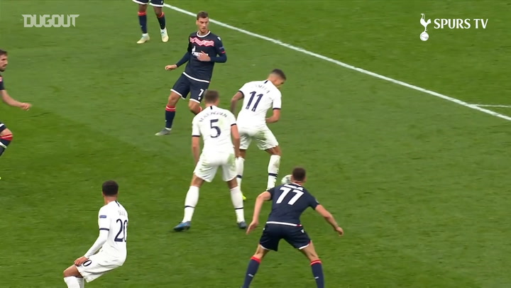 Tottenham Hotspur'un Yeni Stadyumu'nda Attığı En Güzel Goller