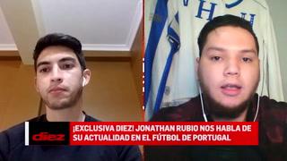 Jonathan Rubio se sincera: Su ilusión por ir a Tokio 2021 y el sueño de vestir la camisa del Real España