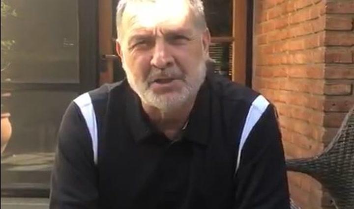 El Tata Martino, dando consejos durante la pandemia