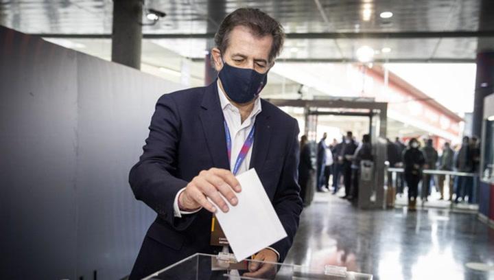 Elecciones Barça: Vota Toni Freixa, socio Número 54.782 y candidato a la presidencia