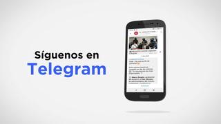 Suscríbete al canal informativo de EL HERALDO en Telegram