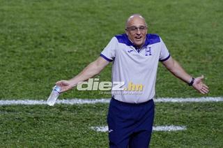 Las críticas de Fabián Coito al poco crecimiento que ha tenido el fútbol de Honduras.