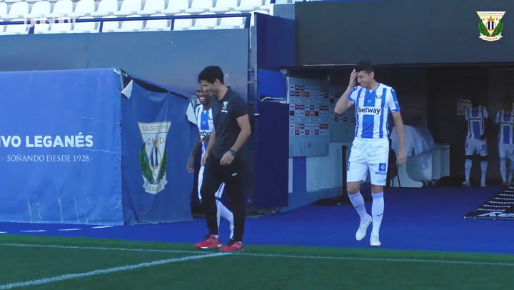 Leganes Official Team Photo Shoot