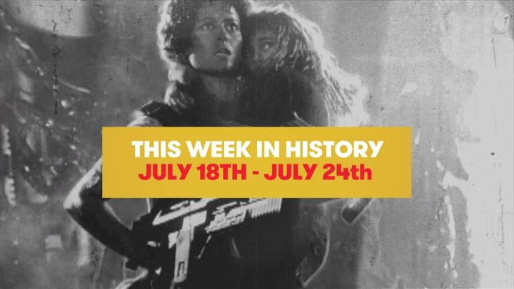 Shakira Makes Facebook History, Dark Knight Hits Theaters, Mariah Carey and More: This Week in History