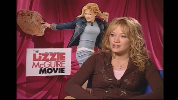 Lizzie McGuire - Junket