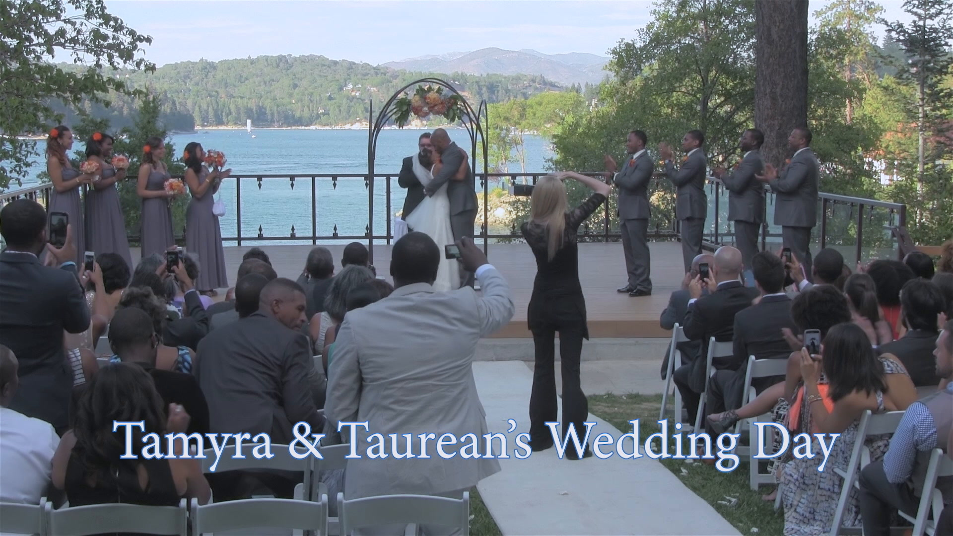 Interview + Tammy and Taurean | Lake Arrowhead, California | lake arrowhead resort and spa