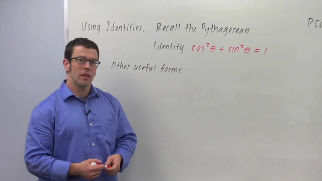 Using Trigonometric Identities - Problem 1