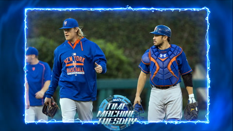 Time Machine Tuesday 2012: Mets trade R.A. Dickey for Travis d'Arnaud and Noah Syndergaard