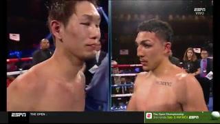 Teófimo López derrota a Masayoshi Nakatani y peleará por el título mundial