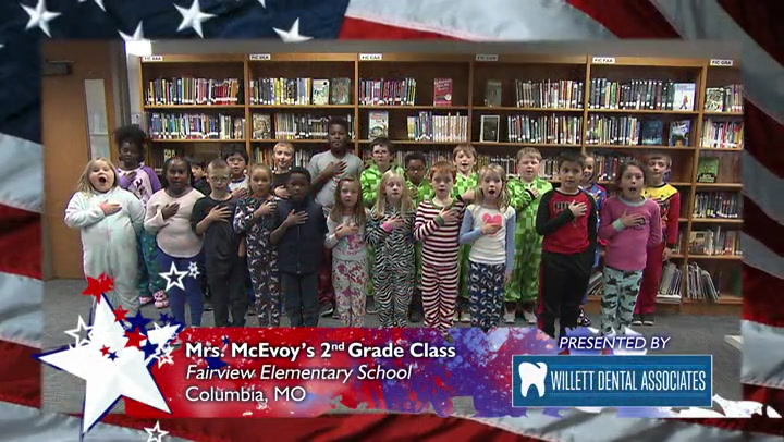 Fairview Elementary School - Mrs. McEvoy - 2nd Grade