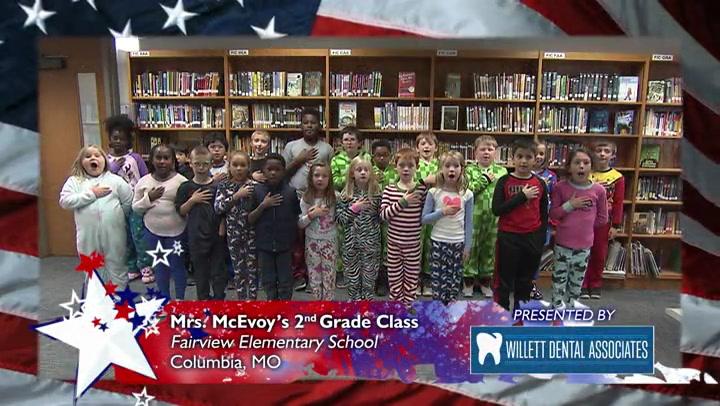 Fairview Elementary School - Mrs. McEvoy - 2nd Grade