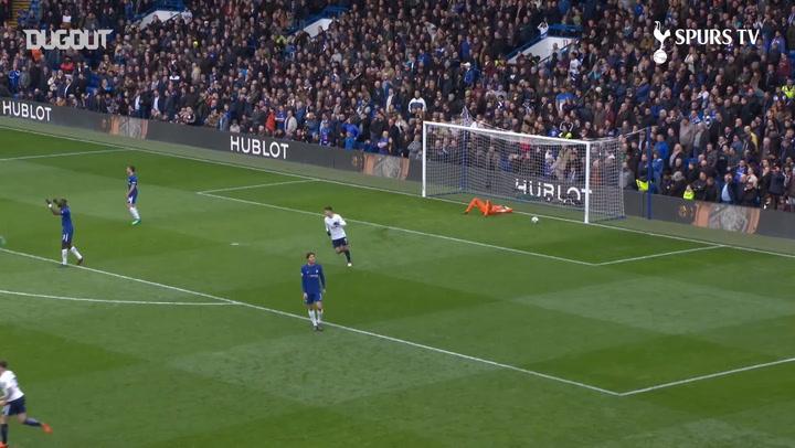 Incredible Goals: Christian Eriksen's Chelsea Firework