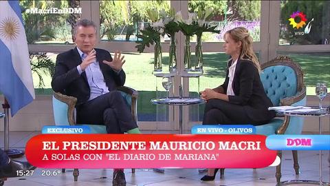 Macri: Una offshore no es ilegal como quiere instalar el kirchnerismo