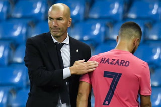 Arremeten duro contra Zidane: ''Quiere quedar bien con todos, no tiene ni idea, no digan más mentiras''