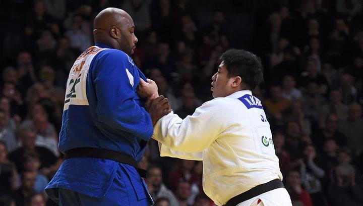 El japonés Kageura Kokoro derrota a Teddy Riner tras 154 victorias consecutivas del francés