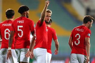 Inglaterra receta paliza a Bulgaria y queda a un paso de la Eurocopa 2020