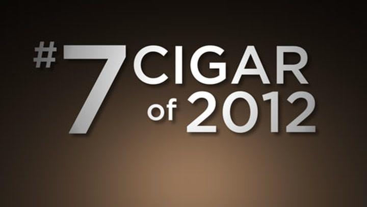 2012 No. 7 Cigar
