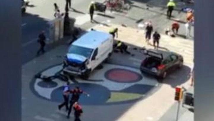 Así fue el atentado en La Rambla de Barcelona de 2017