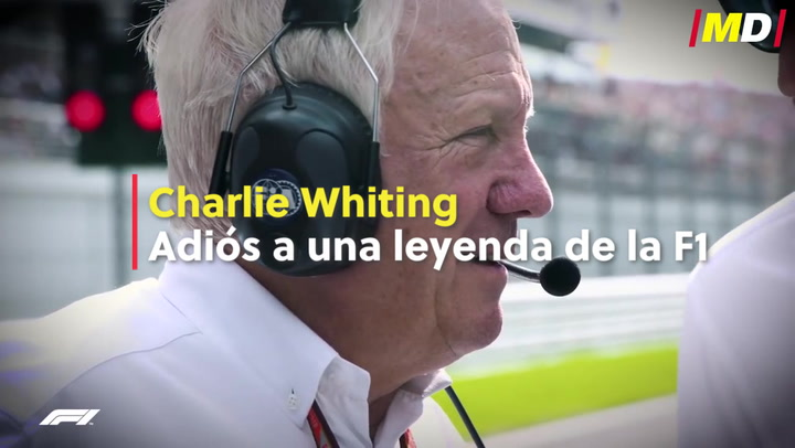 Charlies Whiting, el adiós de una leyenda de la F1