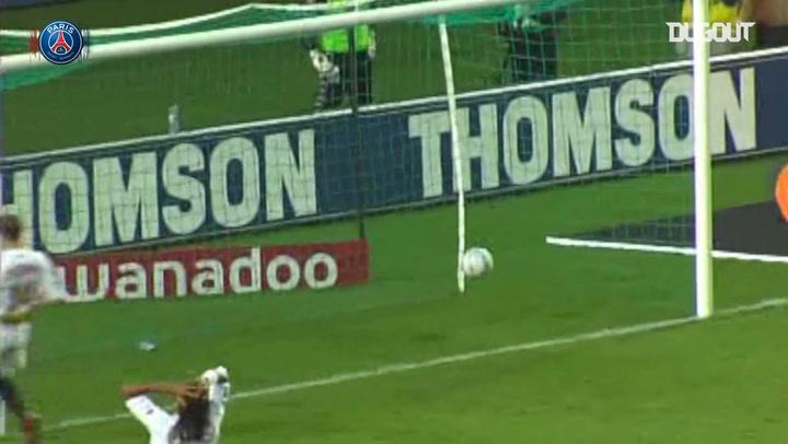 Pauleta's best goals with Paris Saint-Germain