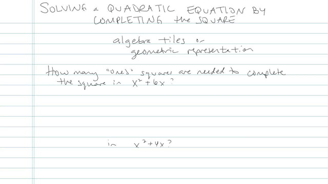 Completing the Square - Problem 8