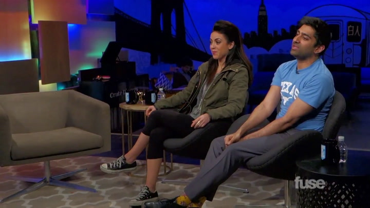 Shows: White Guy Talk Show: Behind The Scenes Clip (Basketball)