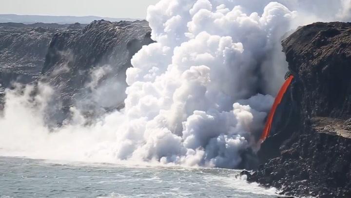 Møtet mellom ild og vann