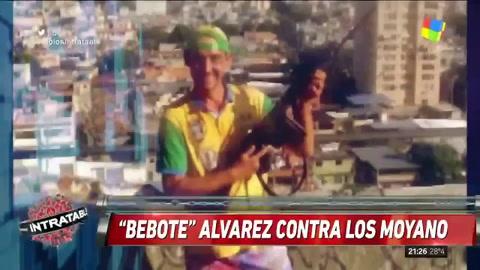 Bebote Alvarez dijo que la amenaza a Holan fue de los Moyano