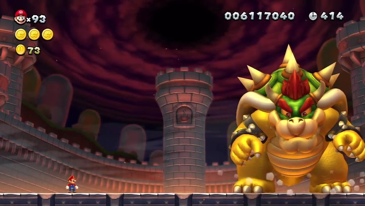 Who is Bowser?