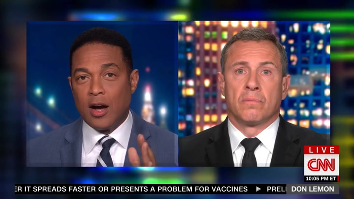 CNN's Lemon: If You're Going to Talk about Believing Science, 'Get Back to Your Life' if You're Vaccinated