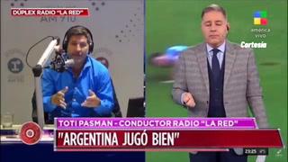 Polémica reflexión de Messi en Argentina: