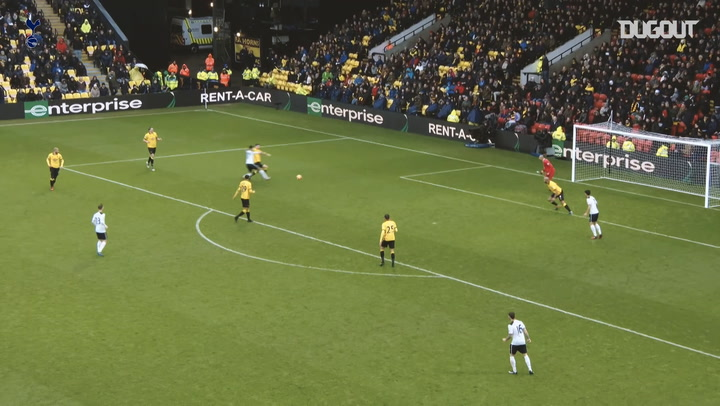 Dele Alli's best goals vs Watford