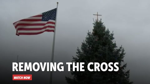 Removing the Cross
