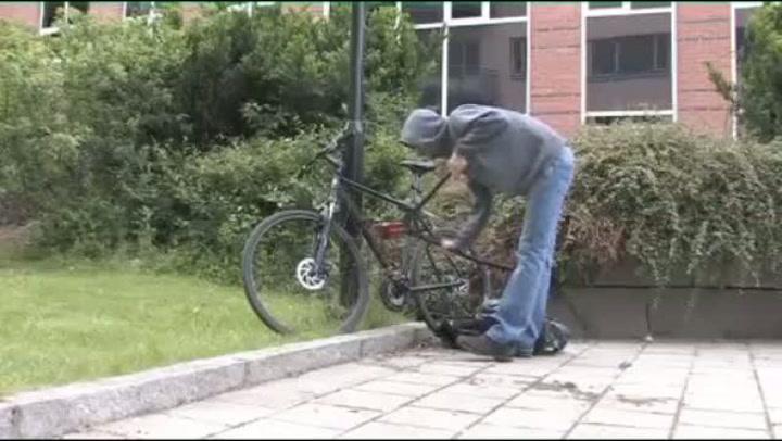 Hvordan unngå sykkeltyveri