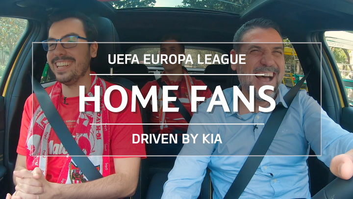 Home Fans, Episode 3 | UEFA Europa League 2019-20 | Kia
