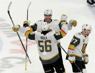 Golden Edge: Knights Escape Defeat During Shootout Against Sabres