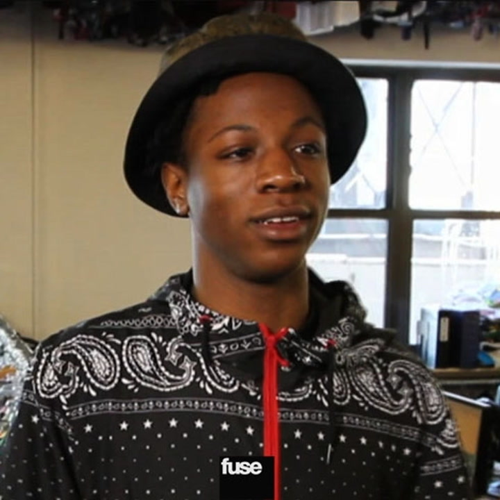 Joey Bada$$ Introduces Us To His Clothing Line