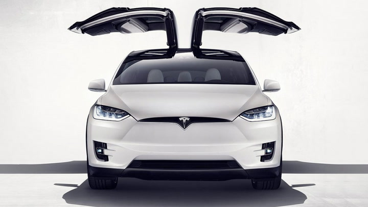 X Marks The Spot Tesla S Model X Suv Officially Launches