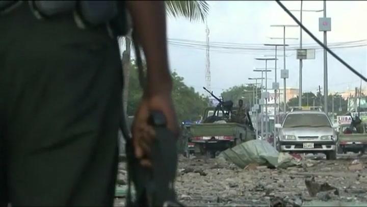 Doden bij aanval op Somalisch hotel