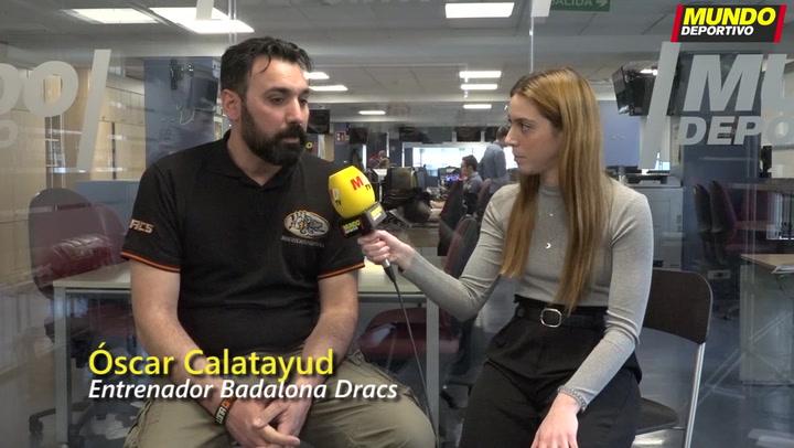 Los Dracs de Badalona se la juegan en la final de la Copa de España