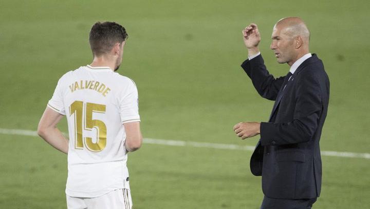 Zidane habló tras la victoria del Real Madrid ante el Getafe