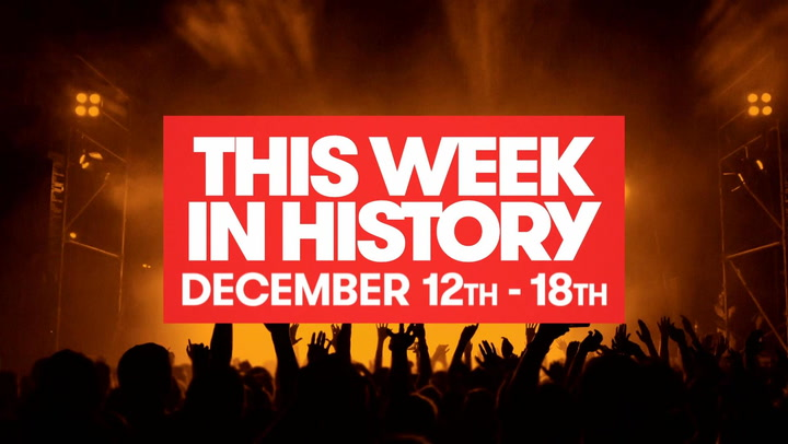 The Beatles Releases, Christmas Time, Saturday Night Fever & More: This Week In History
