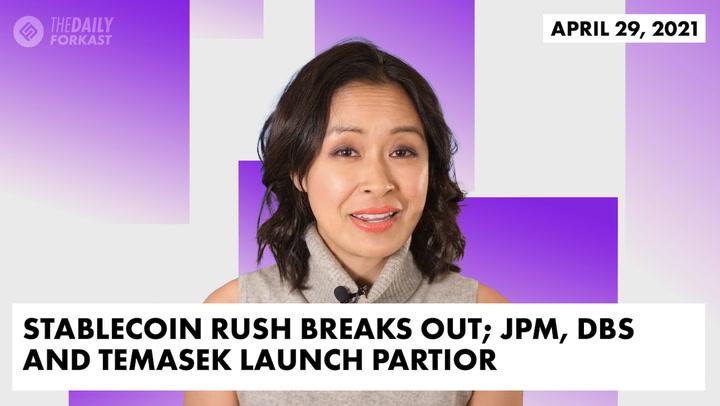 Stablecoin Rush Breaks Out; JPMorgan, DBS and Temasek Launch Partior