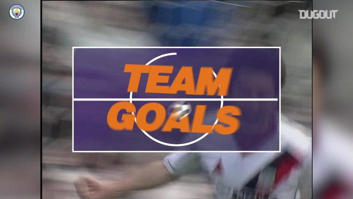 Team Goals: Sun Jihai vs Birmingham