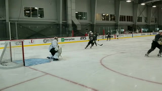 David Schoen checks in from Golden Knights training camp