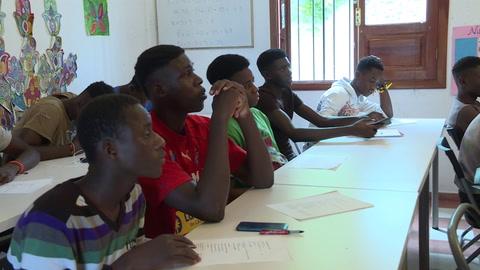 Ni siquiera el covid-19 frena la escalada de llegadas de migrantes a Canarias
